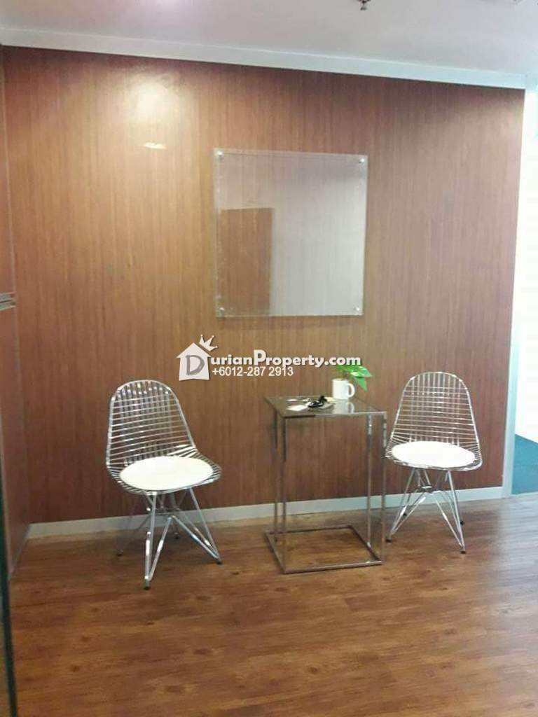 Office For Rent at Solaris Dutamas, Dutamas