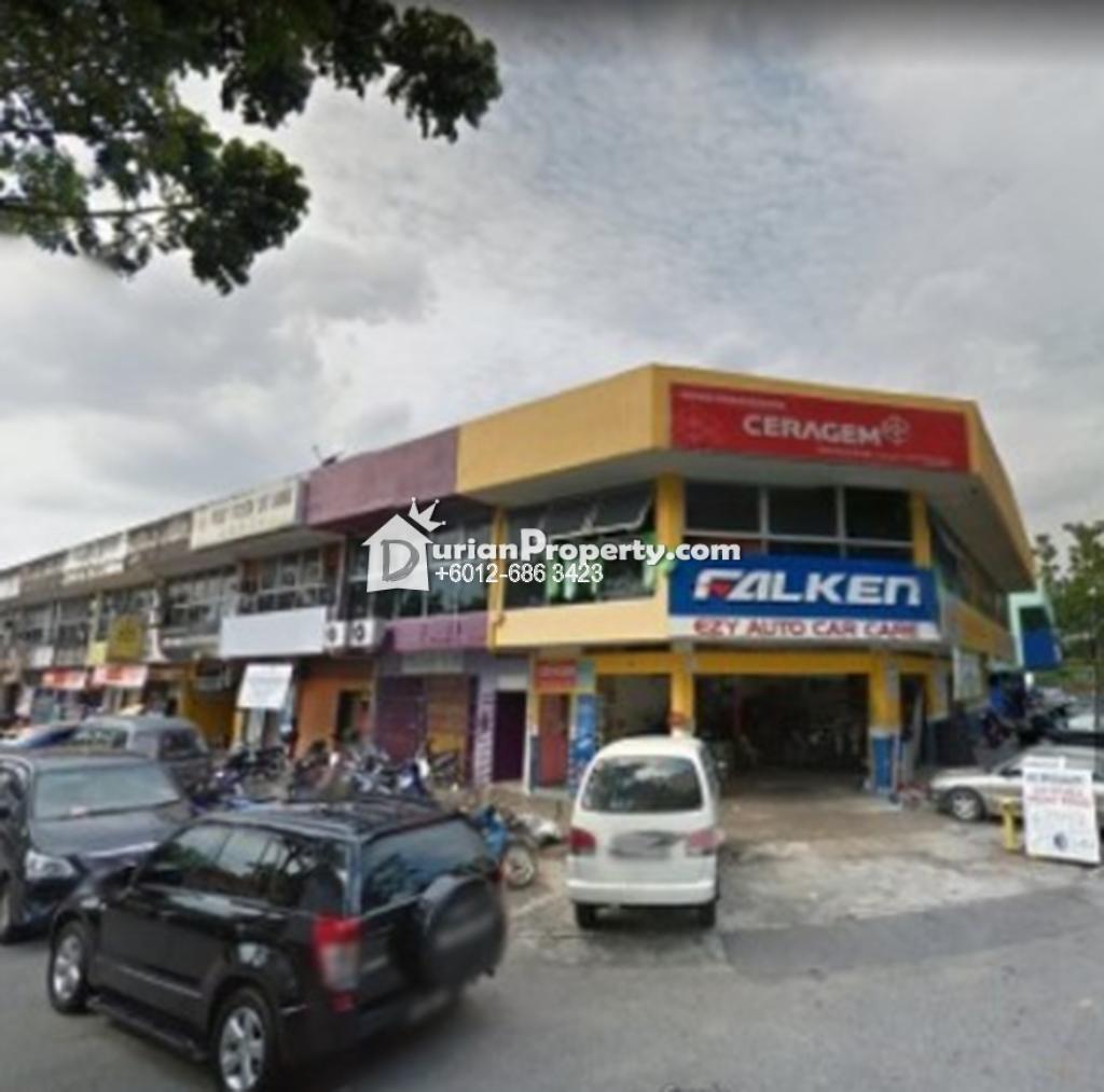 Shop Office For Sale at Danau Kota, Setapak