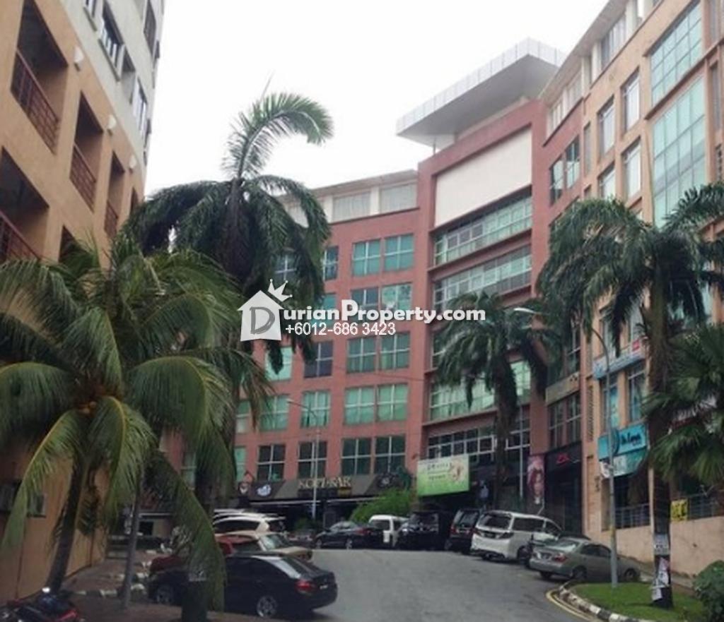 Shop Apartment For Sale at Cheras Business Centre, Cheras