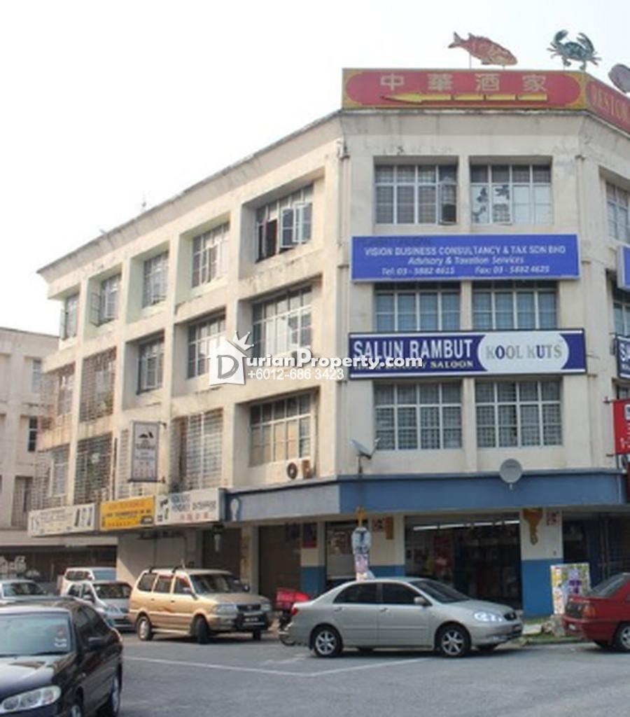 Shop Apartment For Rent at Pusat Bandar Puchong Industrial Park, Pusat Bandar Puchong