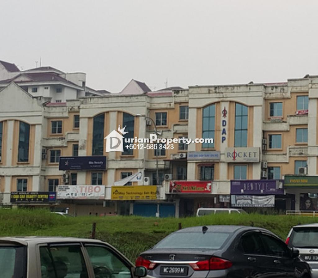 Office For Sale at Medan Putra Business Centre, Bandar Menjalara