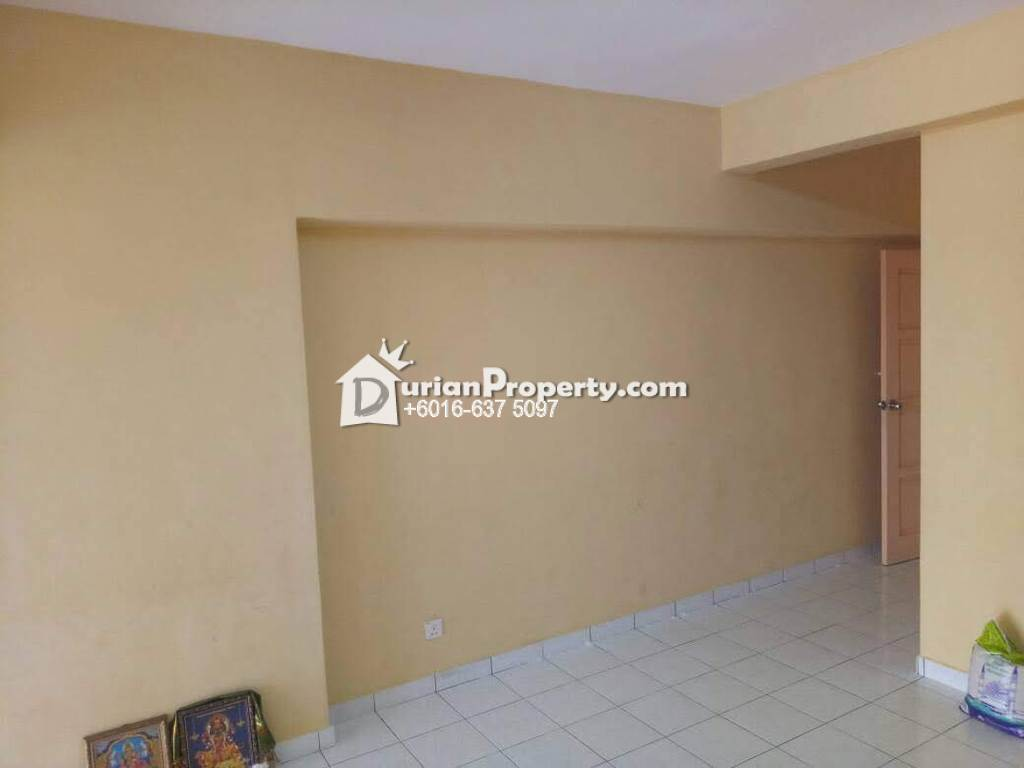 Apartment For Rent at Plaza Indah, Kajang