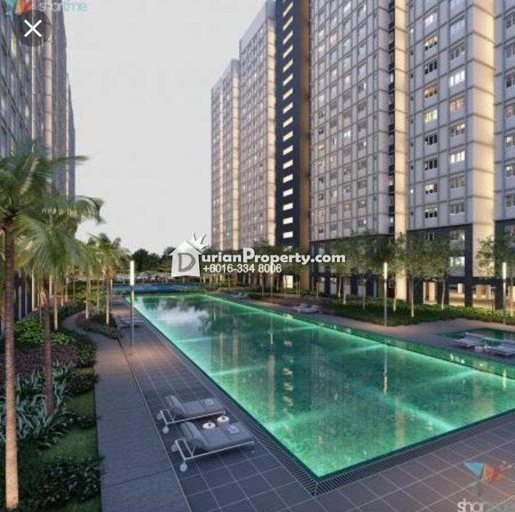 Apartment For Rent at Pangsapuri Karisma, Eco Majestic