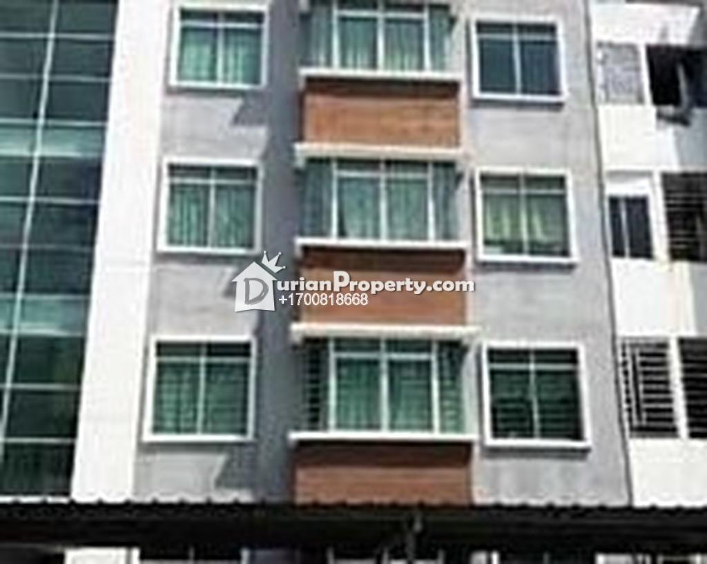 Apartment For Auction at University Condo Apartment 2, Kota Kinabalu