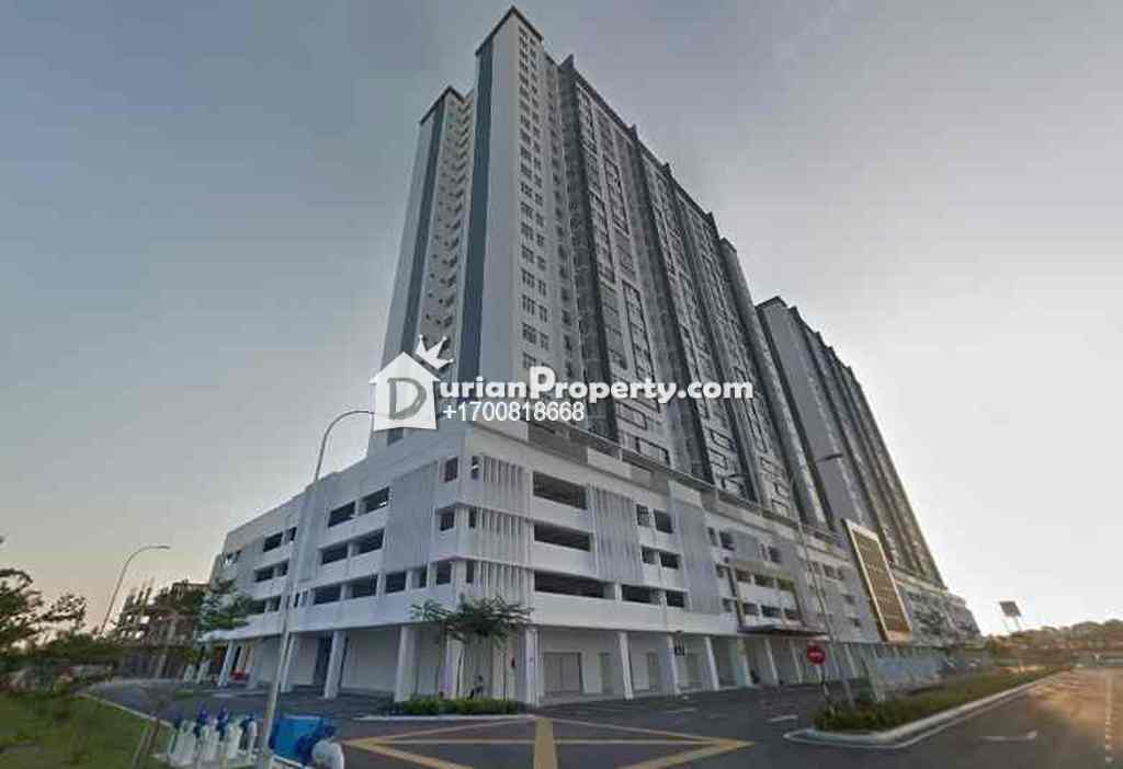Apartment For Auction at Taman Sierra Perdana, Masai