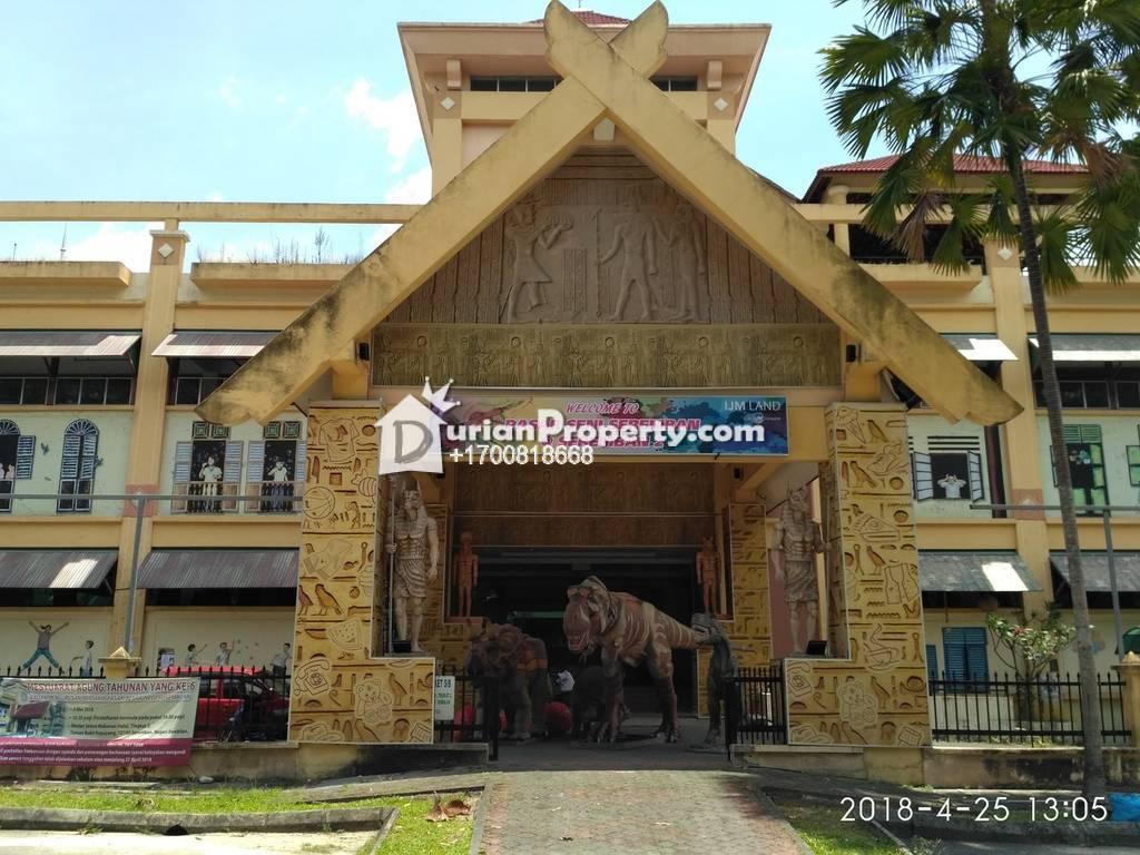 Shop For Auction at Pasar Besar Negeri Sembilan, Taman Bukit Kepayang