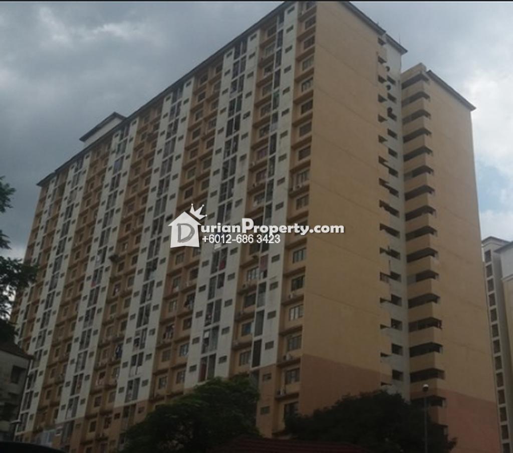 Apartment For Sale at Pudu Impian I, Cheras