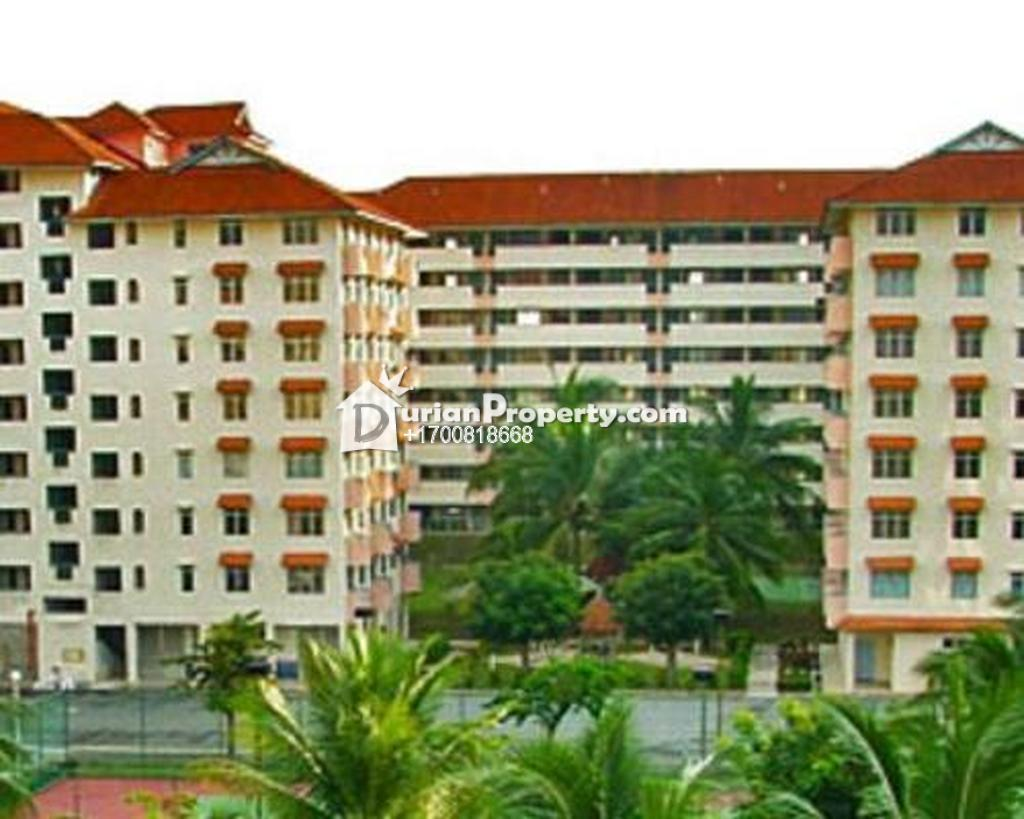 Condo For Auction at Cocobay Resort Condominium, Port Dickson