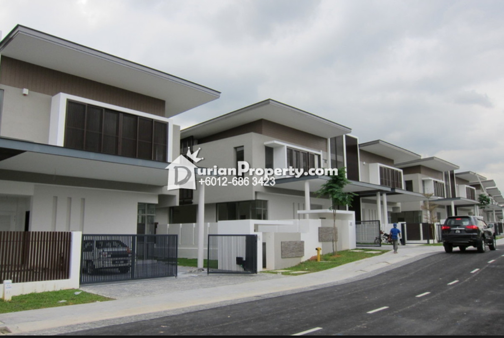Terrace House For Sale at Anggun 3, Rawang