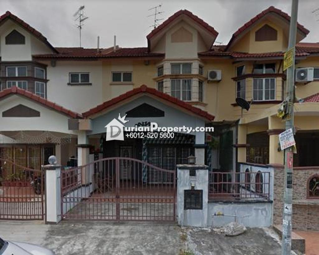 Terrace House For Auction at Bandar Uda Utama, Johor Bahru