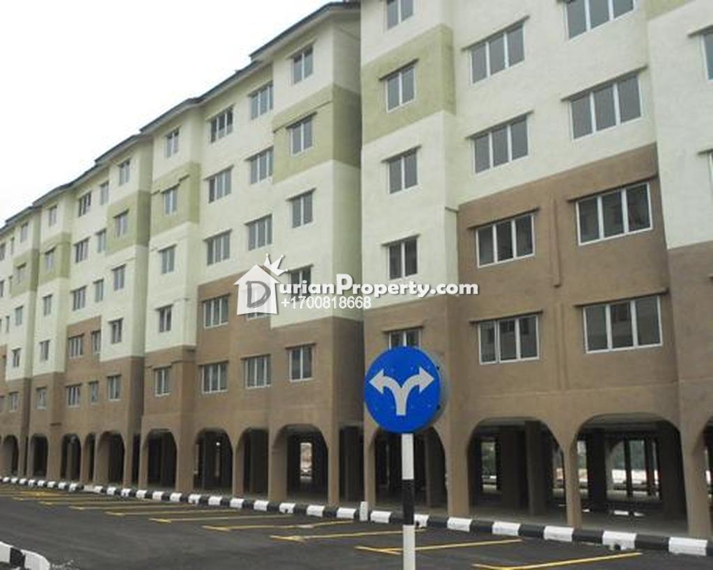 Apartment For Auction at Pangsapuri Taman Kelisa Ria, Kajang