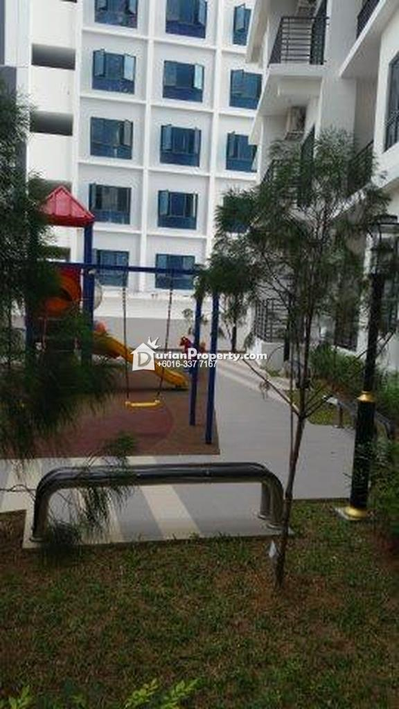 Serviced Residence For Rent at D'Pulze, Cyberjaya