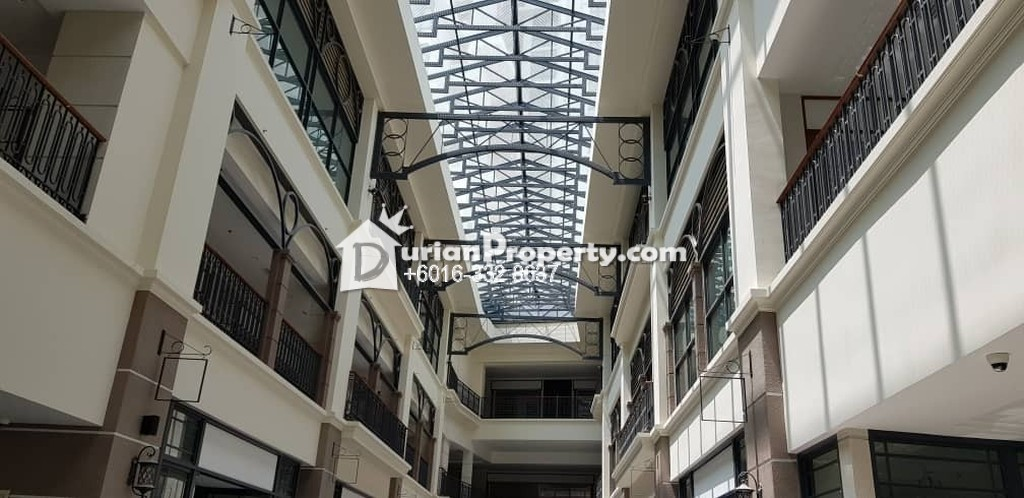 Retail Space For Rent at Shaftsbury, Putrajaya