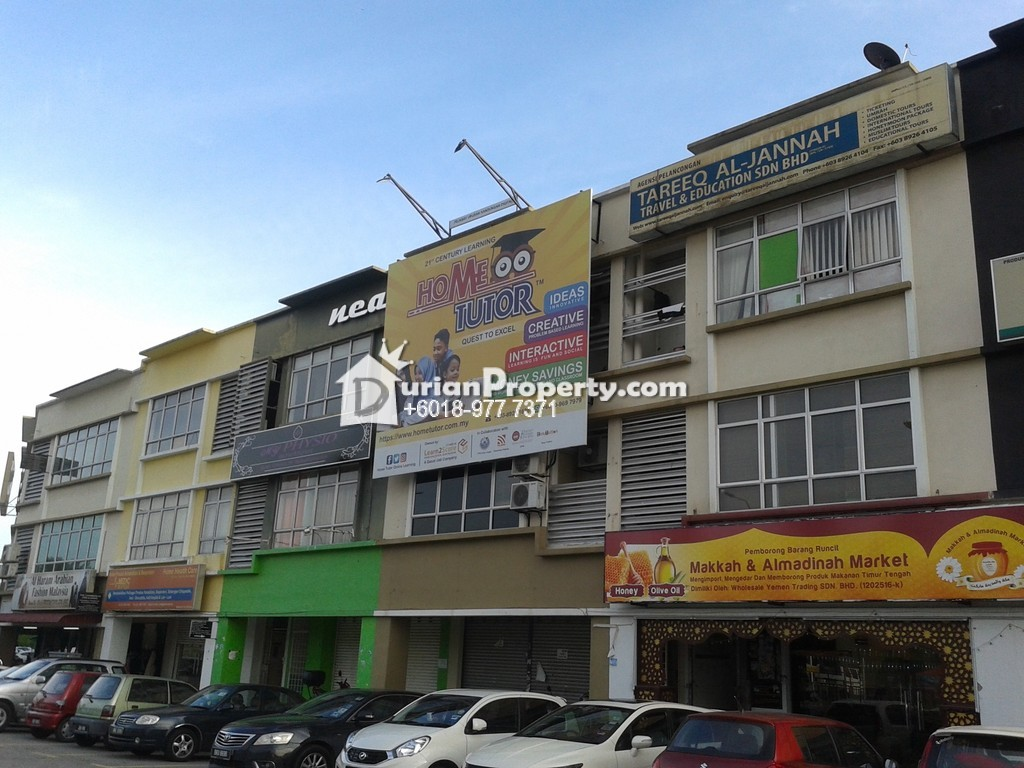 Shop For Rent at Bandar Baru Bangi, Bangi