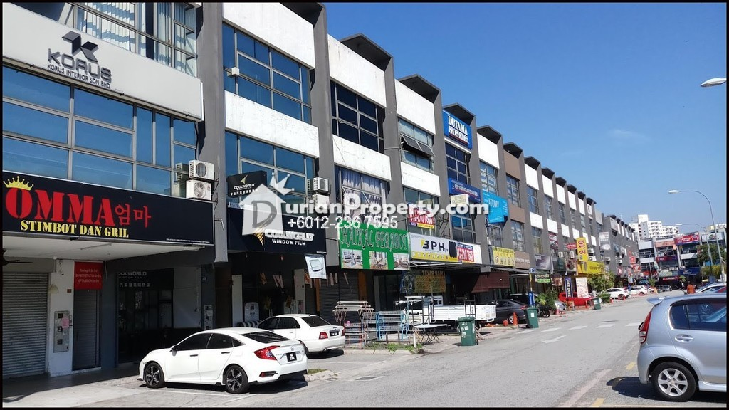 Shop For Sale at The Trillium, Sungai Besi