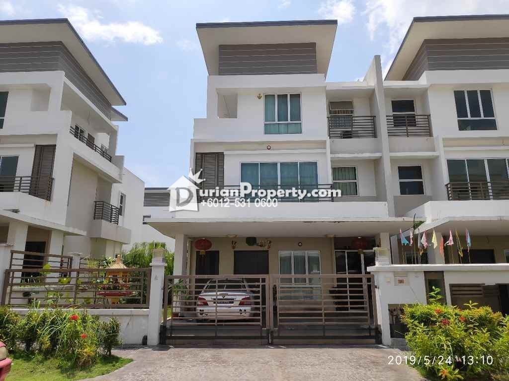 Semi D For Auction at Regency Parc, Rawang