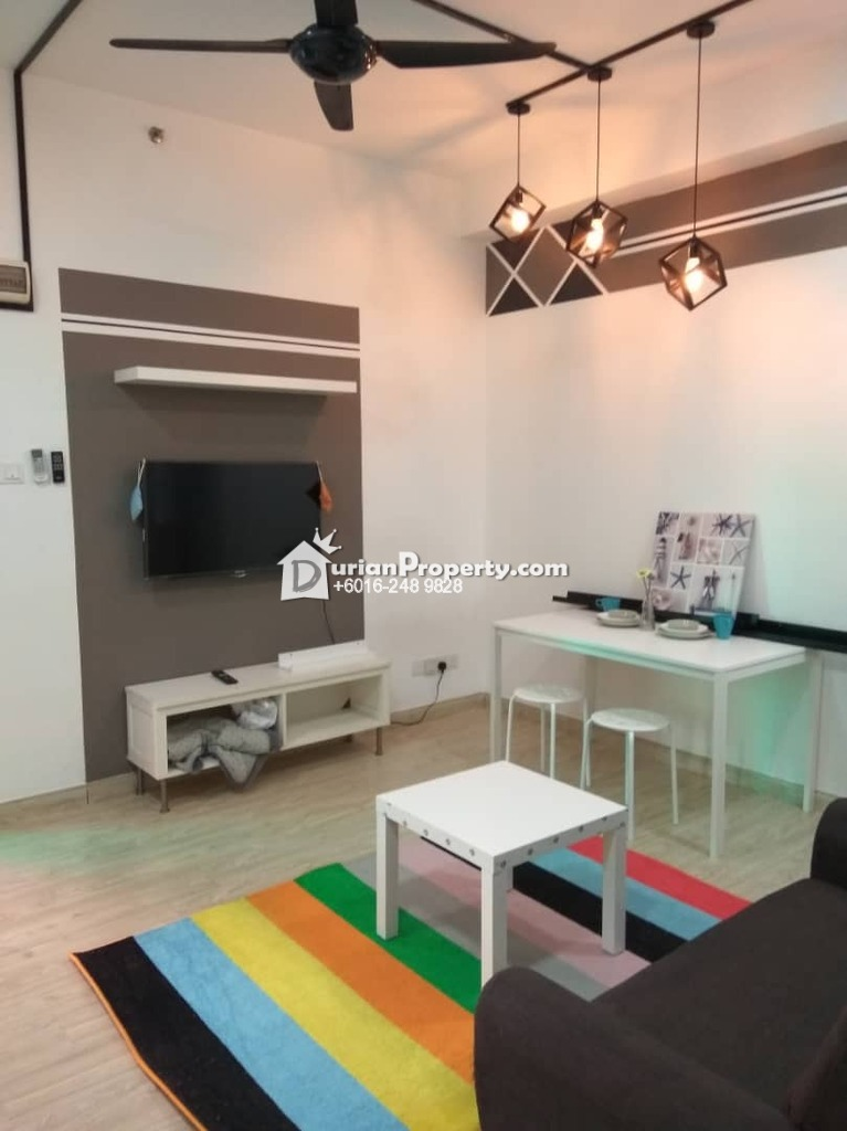 Condo For Rent at Empire City, Damansara Perdana
