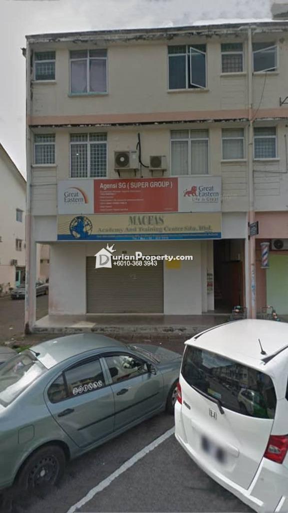 Shop For Rent at Oakland Commercial Centre, Seremban