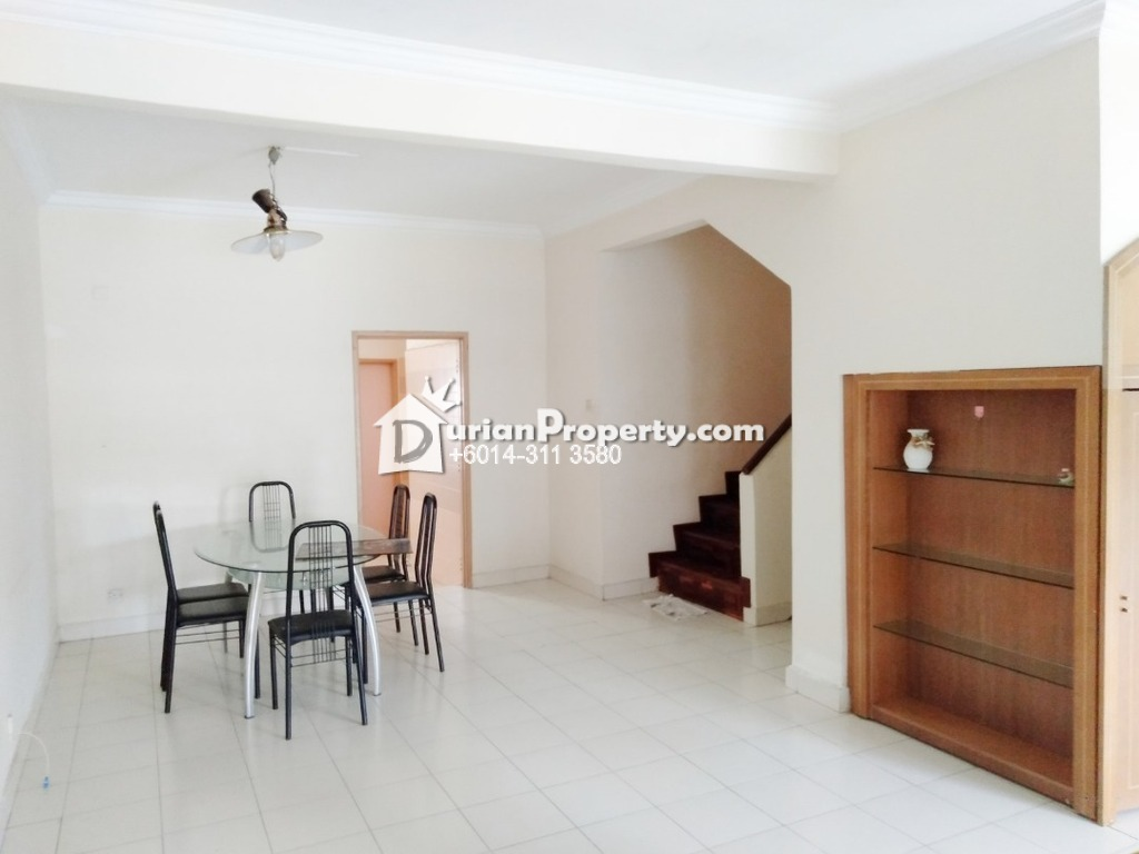 Terrace House For Sale at Taman Mount Austin, Johor Bahru