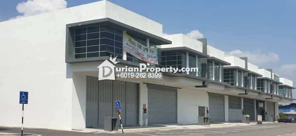 Detached Factory For Rent at Kampung Baharu Mantin, Mantin
