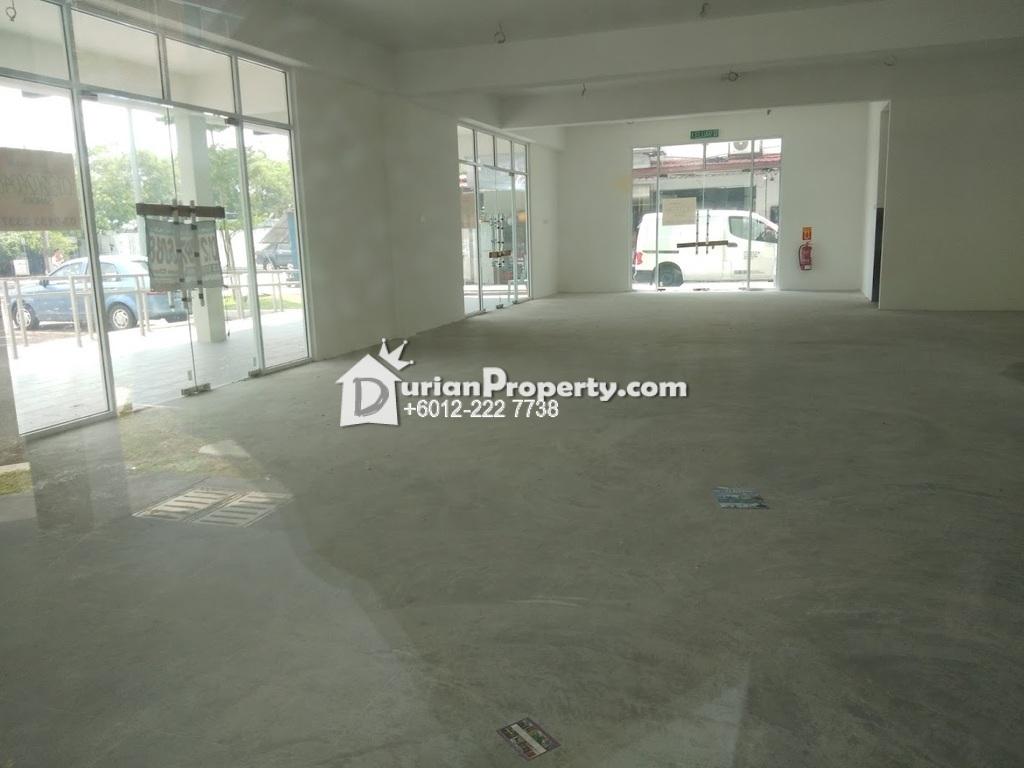 Shop For Rent at Mahkota Residence, Bandar Mahkota Cheras