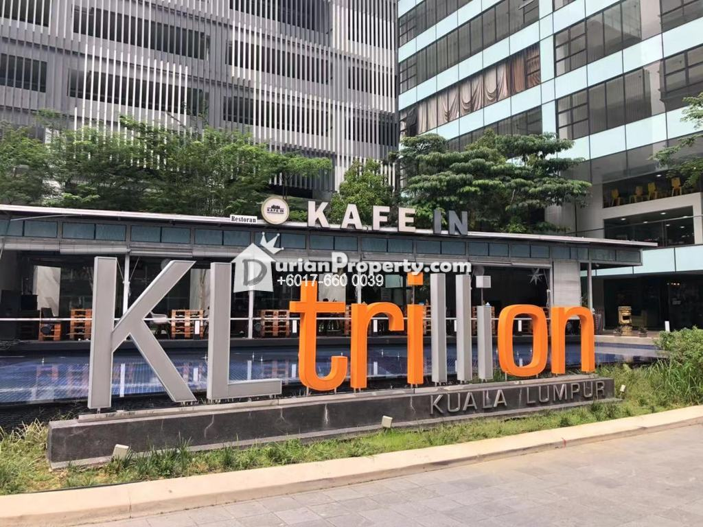 Office For Rent at KL Trillion, KLCC