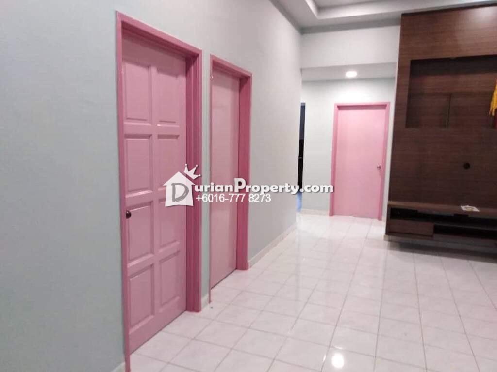 Terrace House For Rent at Taman Daya, Johor Bahru