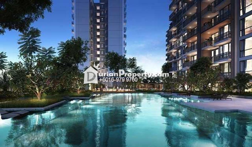 Serviced Residence For Sale at The Netizen, Bandar Tun Hussein Onn