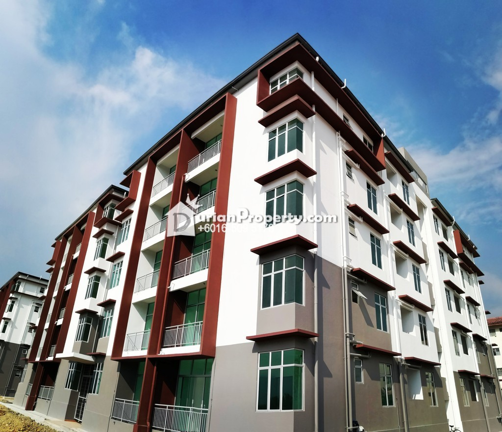 Apartments Or Duplexes For Rent: Apartment Duplex For Sale At E-Residence, Telipok For RM