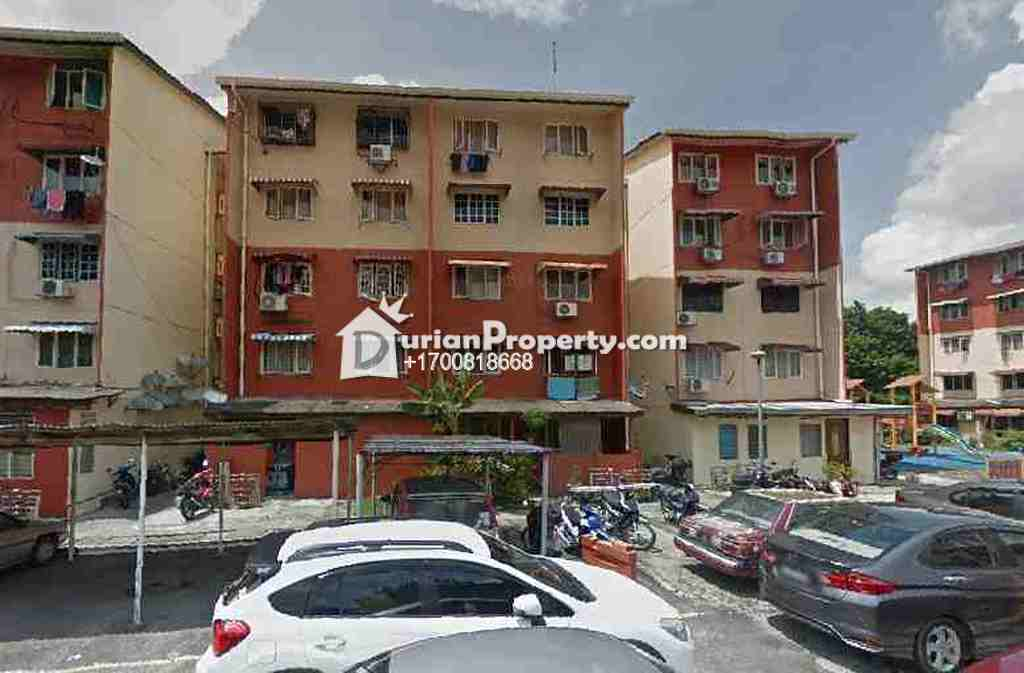 Apartment For Auction at Ulu Kelang, Ampang Jaya
