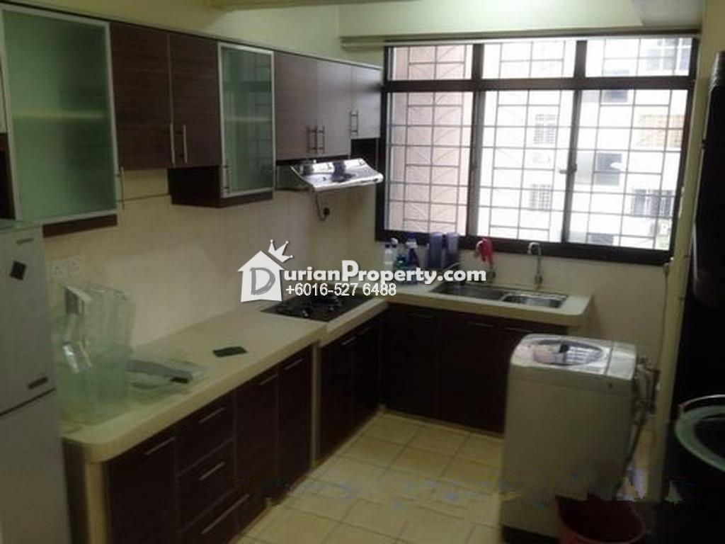 Apartment For Sale at Desaminium Flora, Bandar Putra Permai