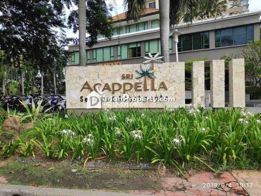 Apartment For Auction at Section 13, Shah Alam