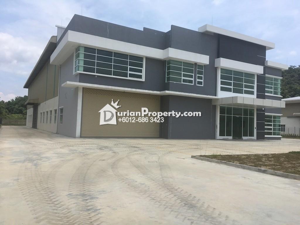 Terrace Factory For Sale at Hi-Tech, Semenyih
