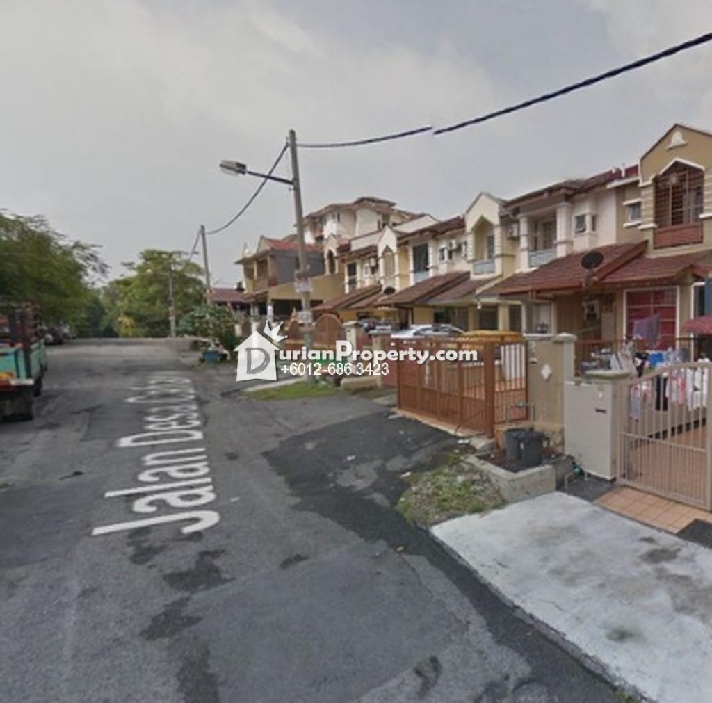 Terrace House For Sale at Taman Desa Bukit Cahaya, Cheras South