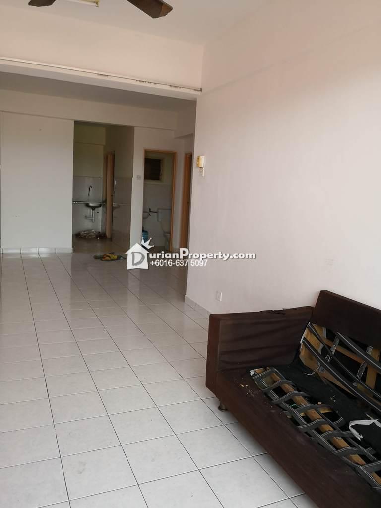 Apartment For Rent at Plaza Indah, Kajang