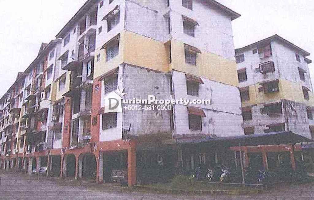 Apartment For Auction at Taman Impian Ehsan, Balakong