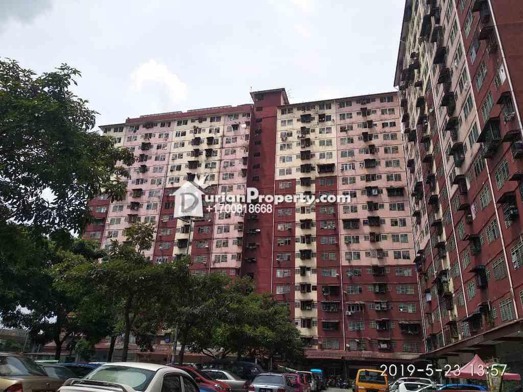 Flat For Auction at Desa Mentari, Petaling Jaya