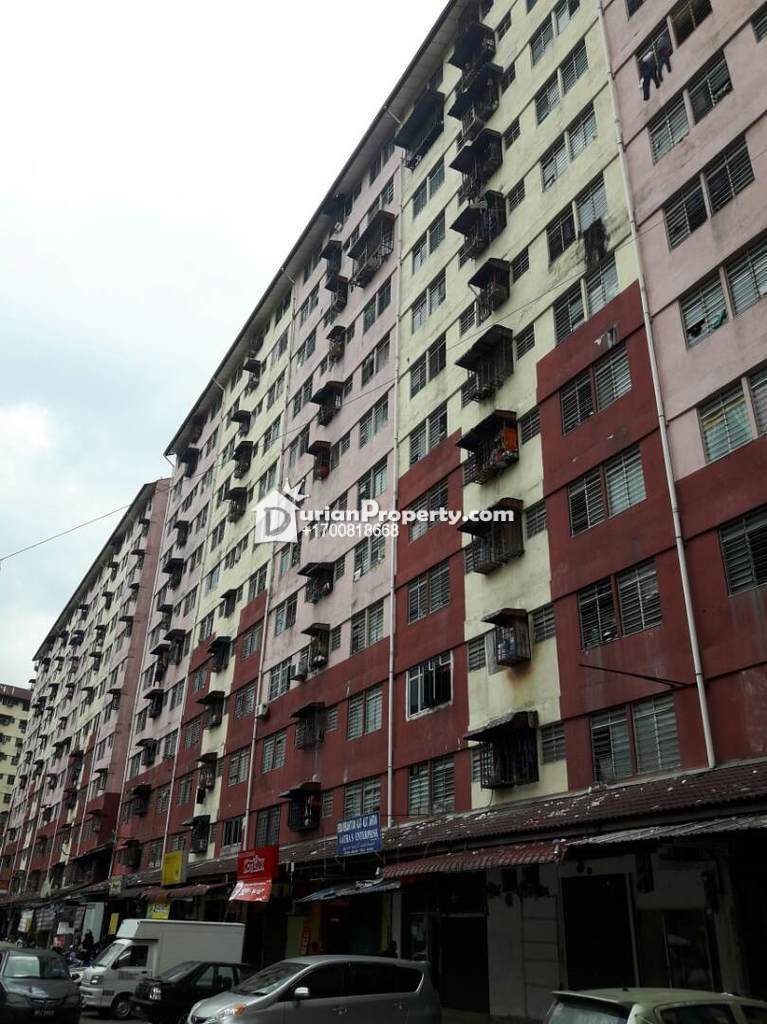 Apartment For Auction at Desa Mentari, Petaling Jaya