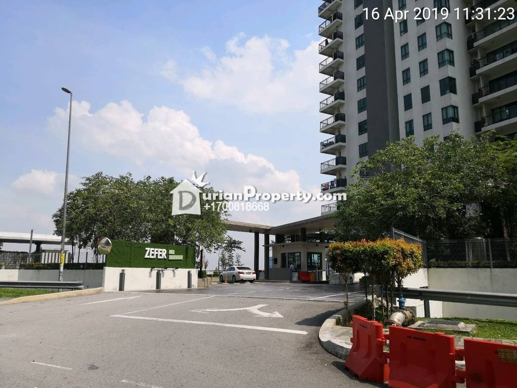 Apartment For Auction at Zefer Hill Residence, Bandar Puchong Jaya