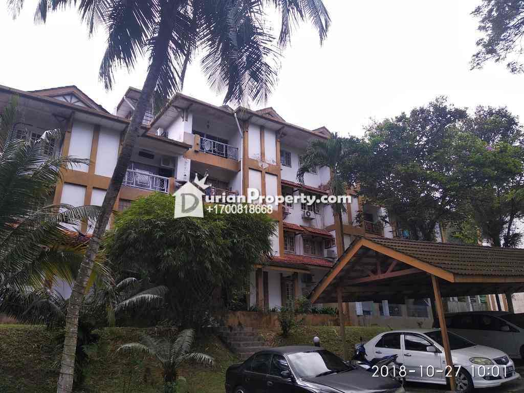 Condo For Auction at Villaria, Bukit Antarabangsa