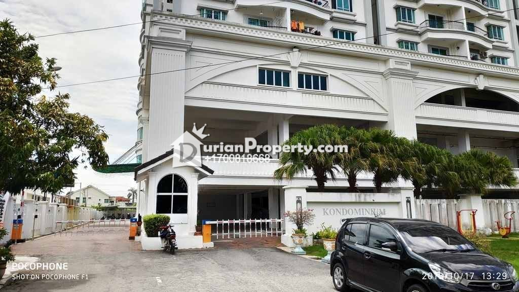 Condo For Auction at Cassia, Butterworth