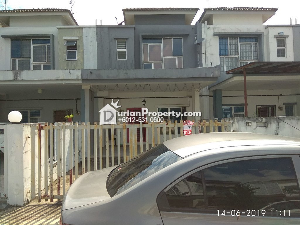 Terrace House For Auction at Setia Tropika, Johor Bahru