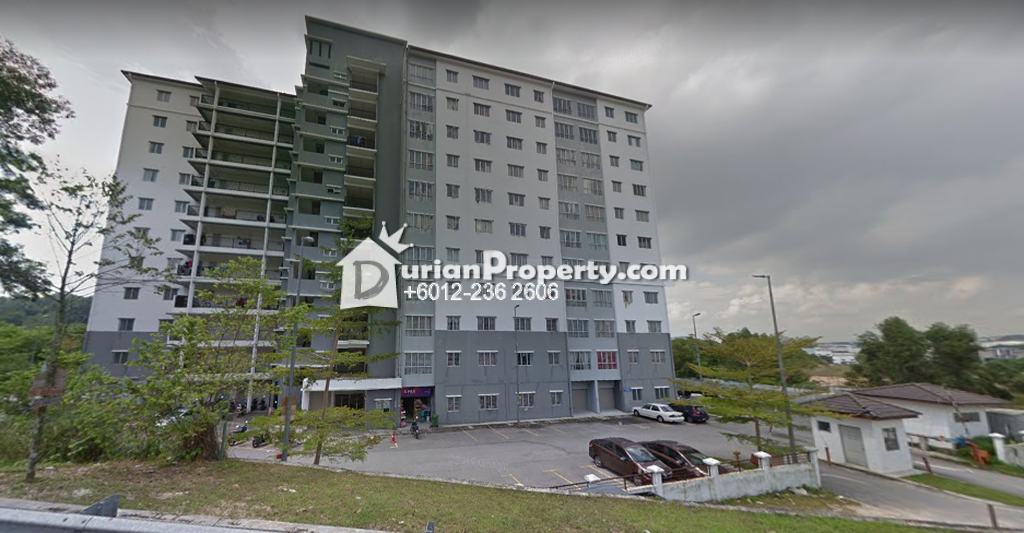 Apartment For Rent at Taman Sutera, Kajang