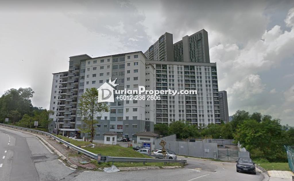 Apartment For Rent at Taman Sutera, Kajang