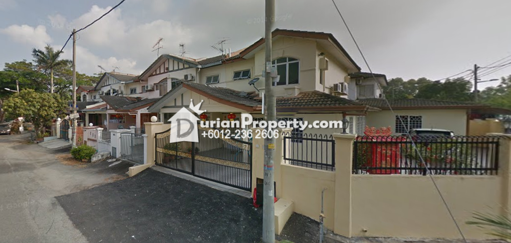 Terrace House For Rent at Taman Puchong, Puchong