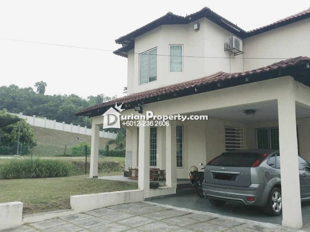 Bungalow House For Sale at Taman Indah, Kajang