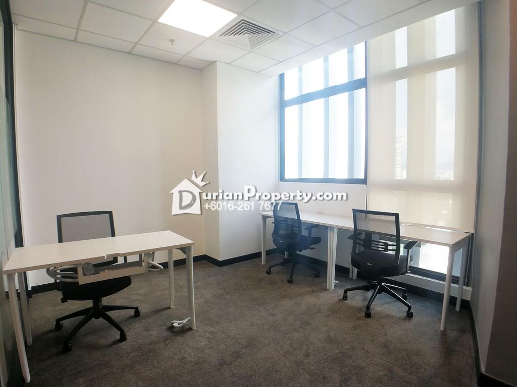 Office For Rent at Tribeca, Bukit Bintang