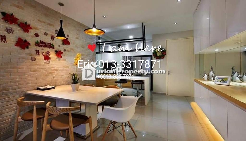 Serviced Residence For Sale at Taman Sutera, Kajang