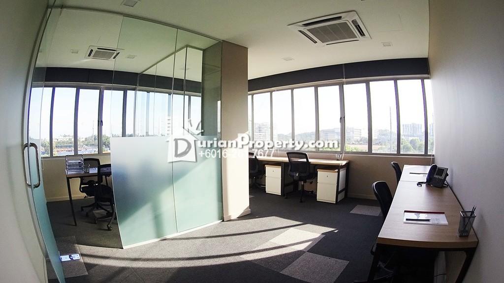 Office For Rent at Wisma Suria, Cyberjaya