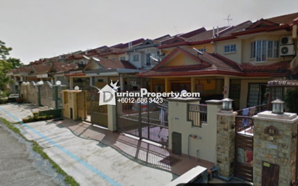 Terrace House For Sale at Puchong Jaya Industrial Park, Bandar Puchong Jaya